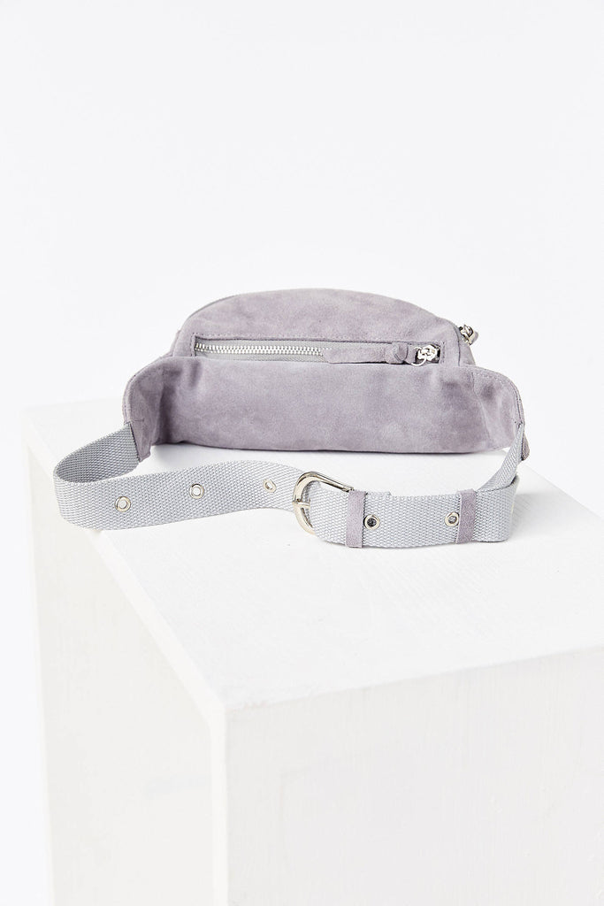 Urban Outfitter Suede Belt Bag - PitaPats.com