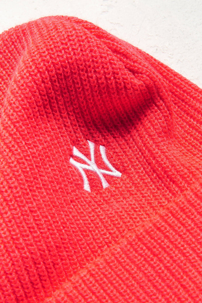 47 Brand X UO New York Pink Beanie - PitaPats.com