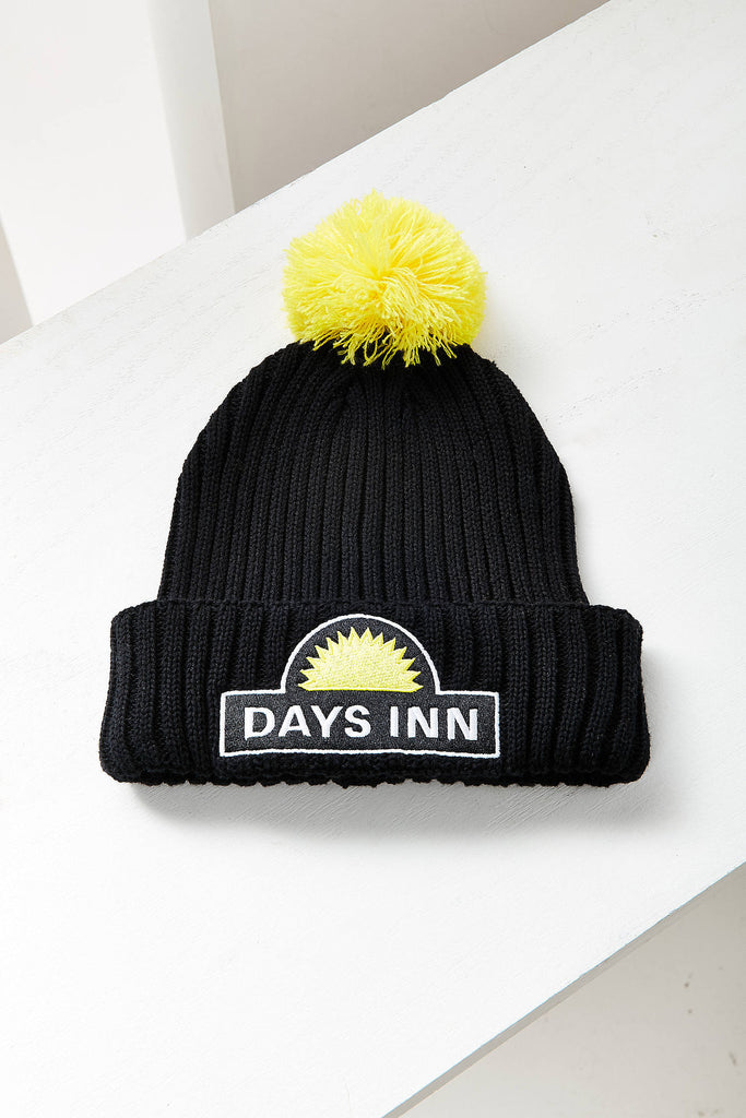 Urban Outfitter Road Trip Pompom Beanie - PitaPats.com
