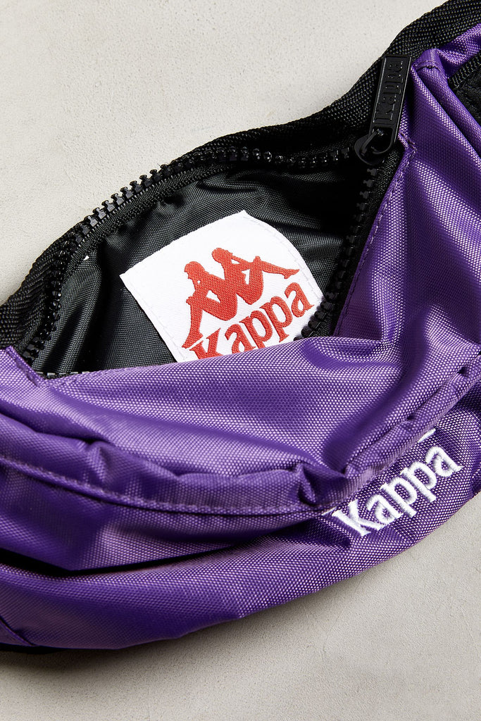Kappa Anais Authentic Sporty Sling Bag FannyPack - Purple