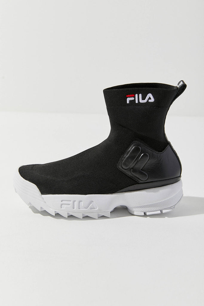 FILA Disruptor Sock Boot Sneaker
