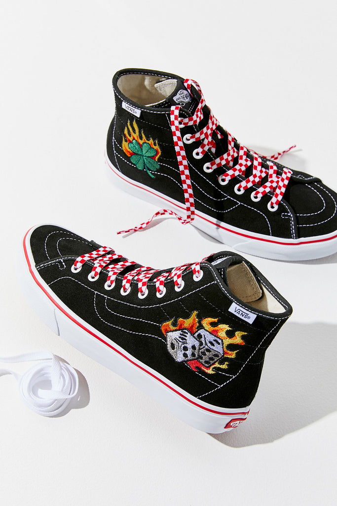Vans Sk8-Hi Tattoo Sneaker - High Top Shoes