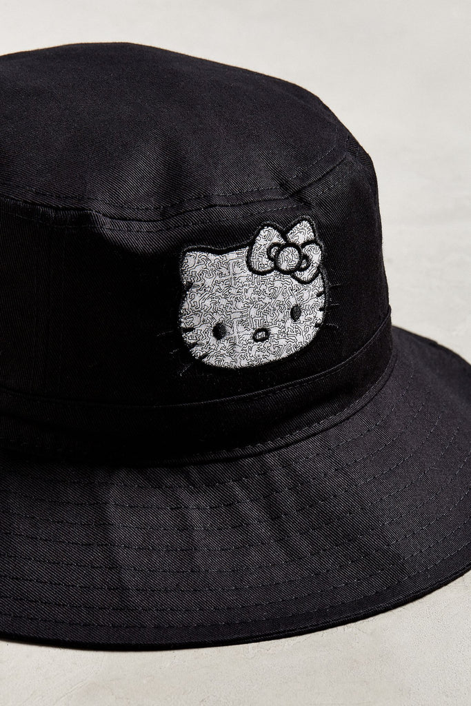 Loungefly Hello Kitty X Keith Haring Bucket Hat