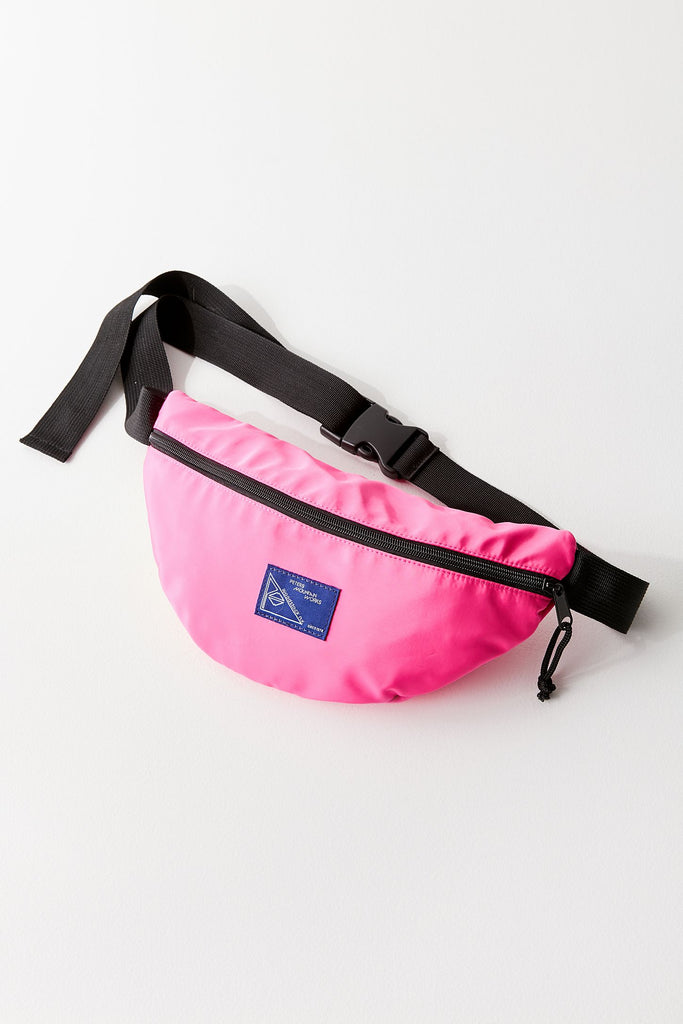 Peters Mountain Works Belt fanny Bag Pink