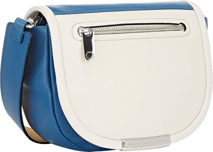 MARC BY MARC JACOBS Leather Luna Crossbody - PitaPats.com