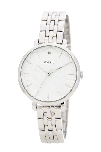 Fossil Women's Incandesa Diamond Accent Bracelet Watch - PitaPats.com