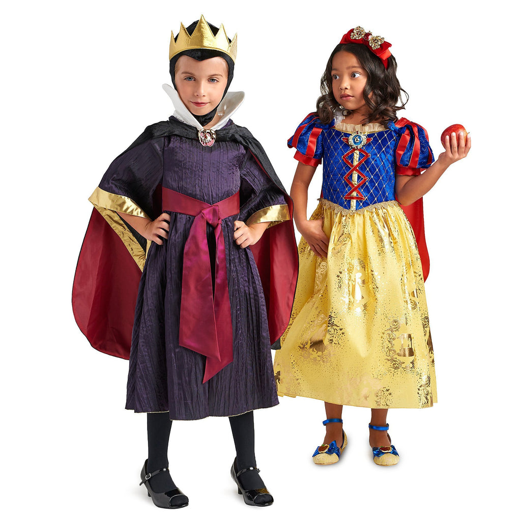 Disney Evil Queen Costume for Kids - PitaPats.com