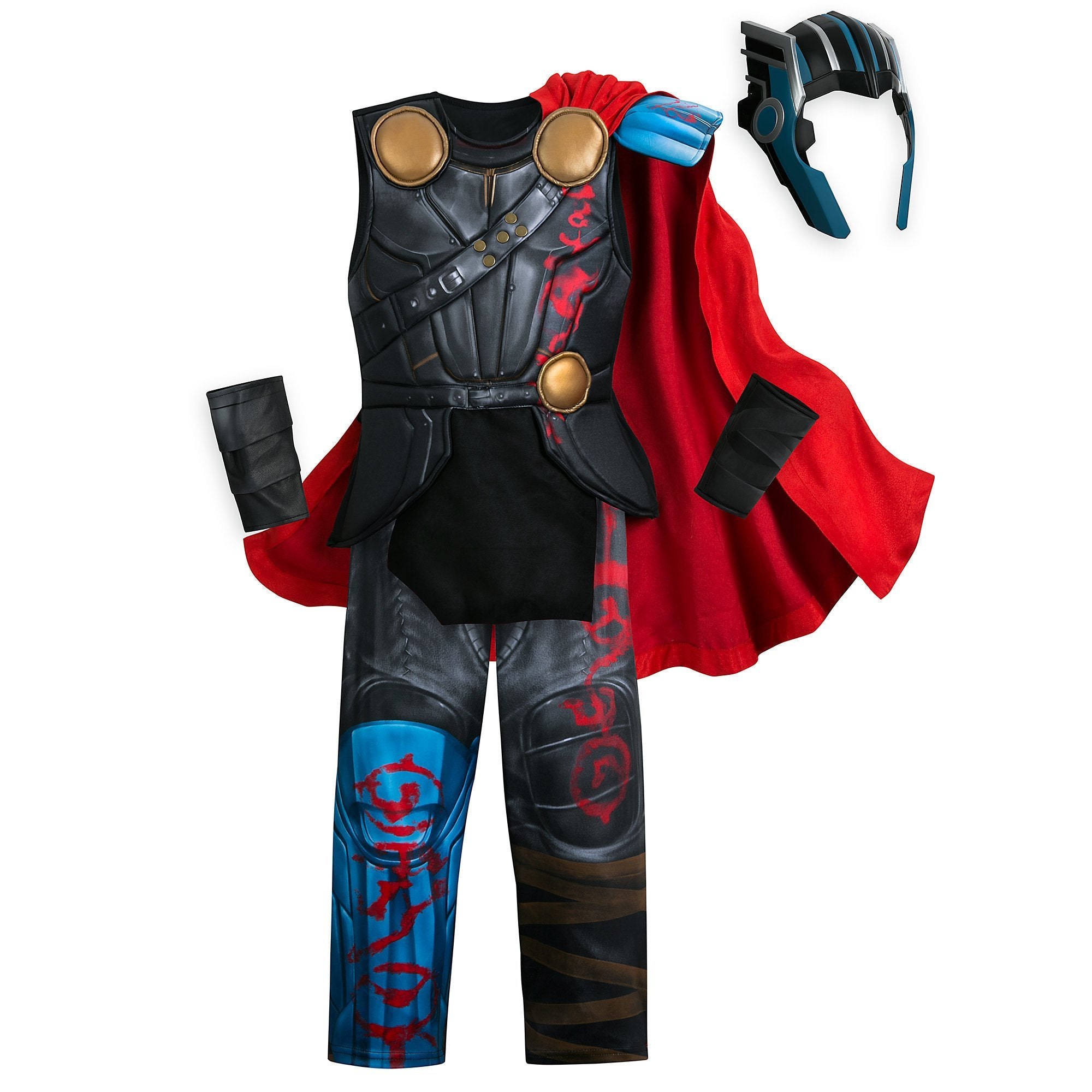 8264bb98aa59 Disney Thor Costume for Kids - Thor: Ragnarok – Pit-a-Pats.com