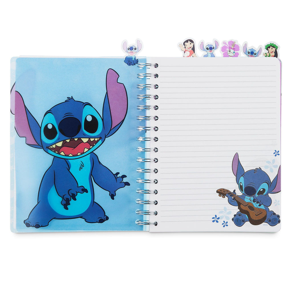 Disney Stitch Spiral Notebook - PitaPats.com
