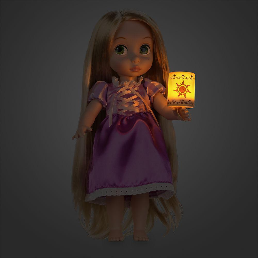 Disney Animators' Collection Singing Rapunzel Doll Gift Set - 16'' - PitaPats.com