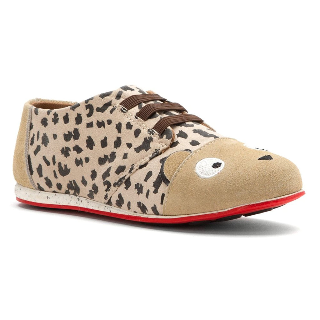 EMU Boy's Cheetah Sneaker Fashion Sneakers - PitaPats.com
