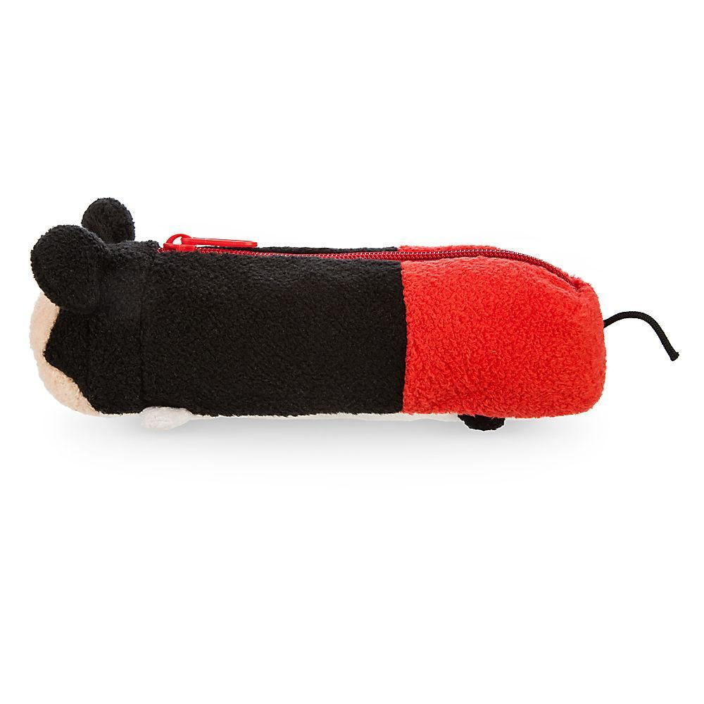 Disney Mickey Mouse ''Tsum Tsum'' Plush Pencil Case - 8'' - PitaPats.com