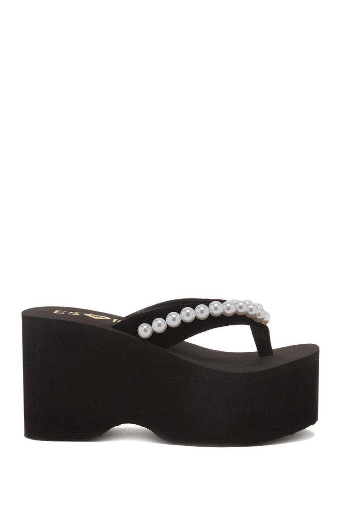 Rocket Dog Bungalow Pearl Platform Sandals
