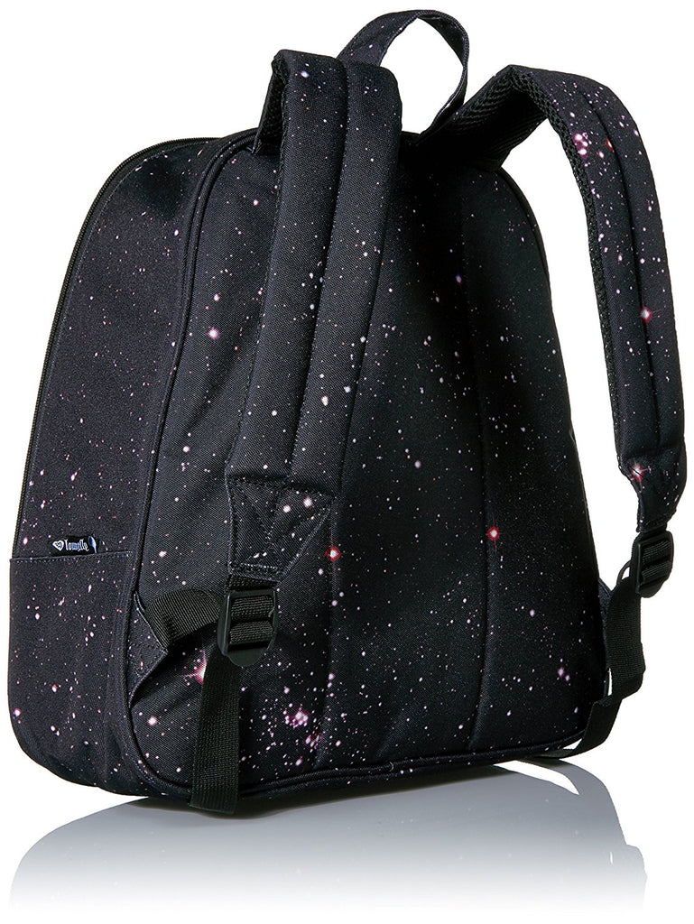 Loungefly Star Wars Galaxy Print Darth Vader 3D Molded Backpack