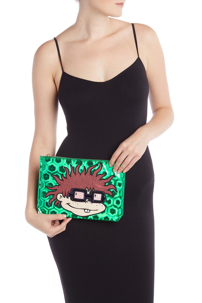 Danielle Nicole Rugrats Chuckie Pouch - PitaPats.com
