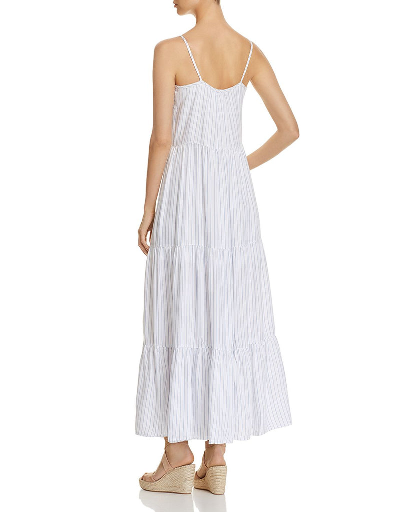 CUPIO Striped Maxi Dress - PitaPats.com