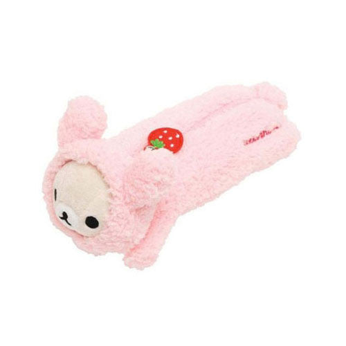 Rilakkuma Plush Pencil Case-Pink - PitaPats.com