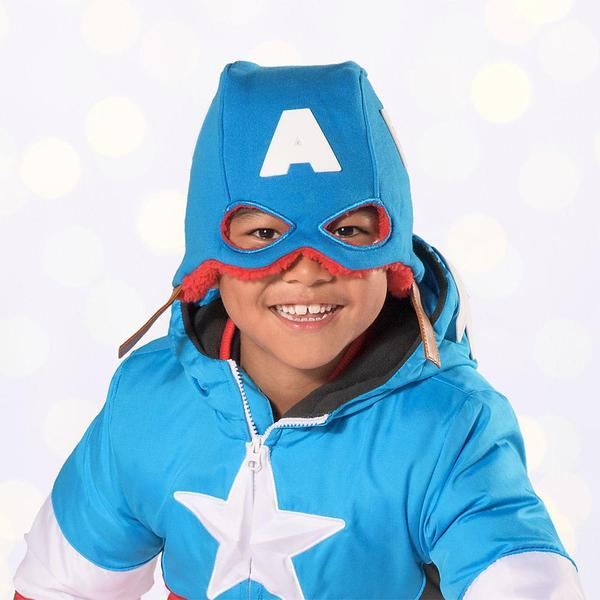 Disney Captain America Hat for Kids - PitaPats.com