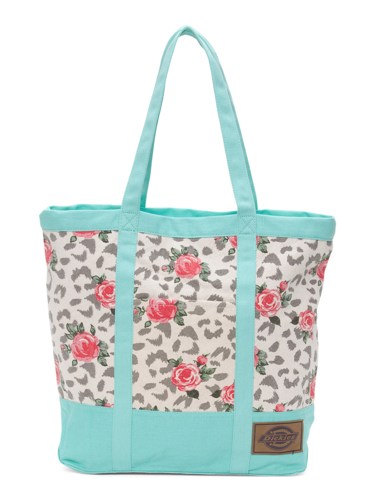 DICKIES Printed Canvas Tote - PitaPats.com