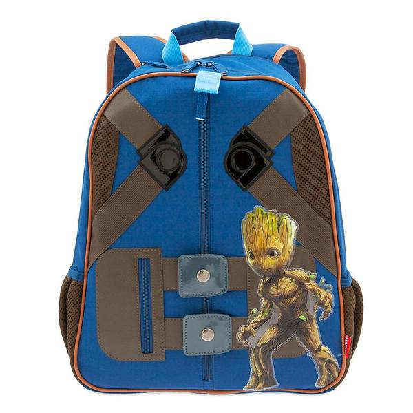 Disney Rocket Raccoon Hooded Backpack for Kids - Guardians of the Galaxy Vol. 2 - PitaPats.com