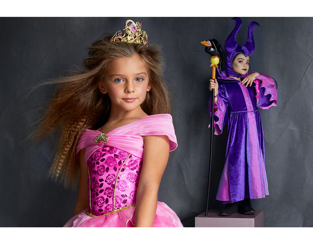 Disney Maleficent Costume for Kids - PitaPats.com