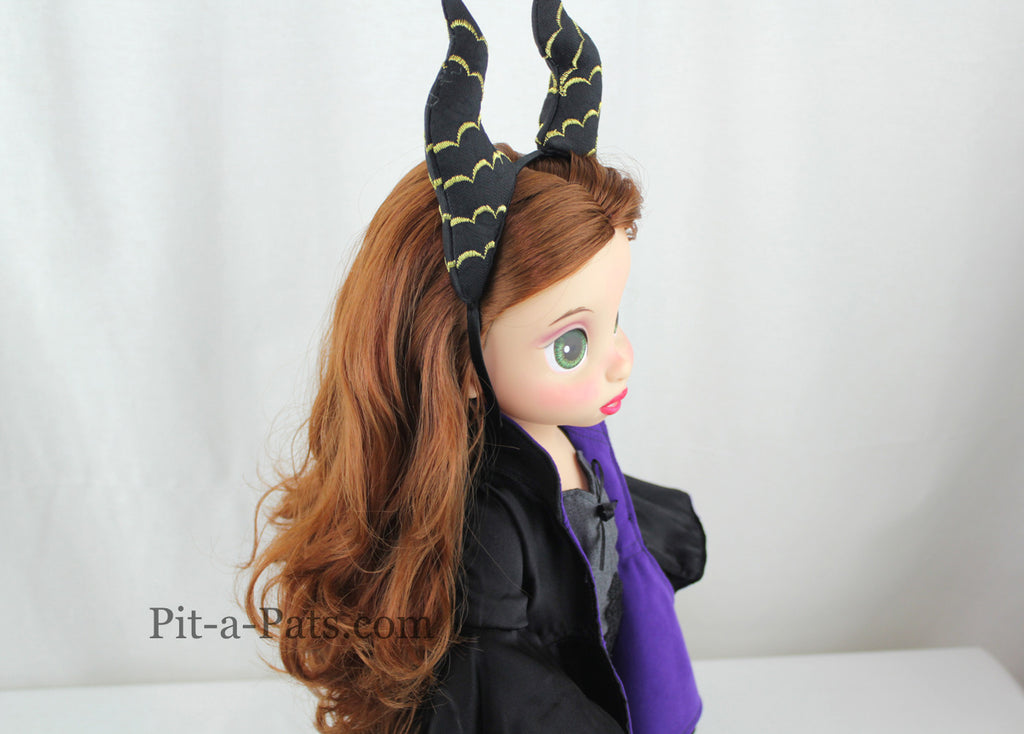 Custom Disney Animator Doll - Maleficent - PitaPats.com