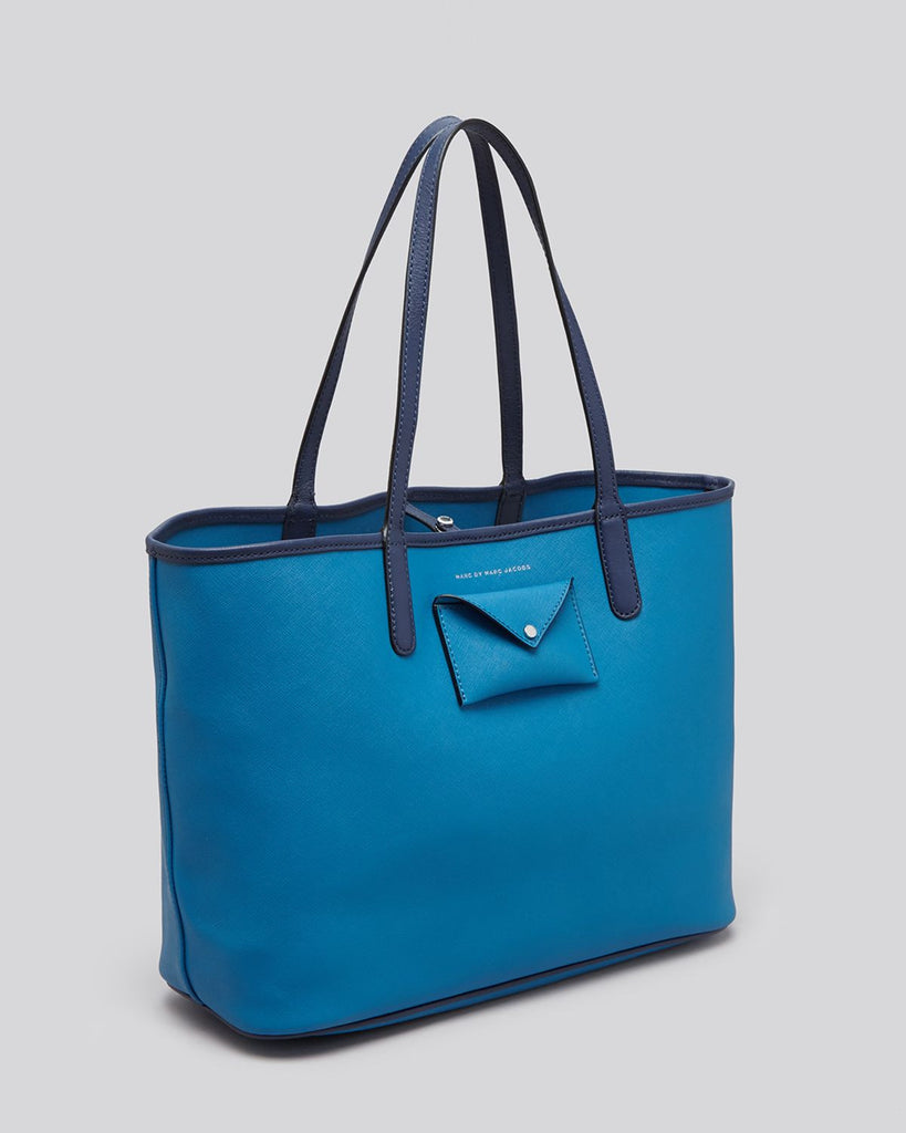 MARC BY MARC JACOBS Metropolitote Colorblock Tote - PitaPats.com