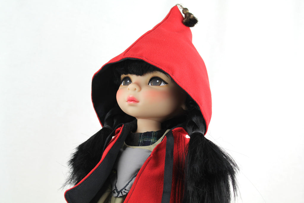 Custom Repaint Animator Doll - Little Red Riding Hood - PitaPats.com