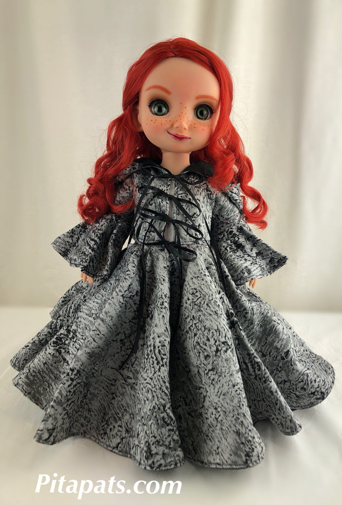 Custom Disney Animator Doll - Merida from The Brave