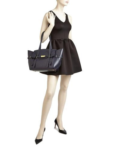 ZAC Zac Posen Eartha Belted Satchel - BLACK - PitaPats.com