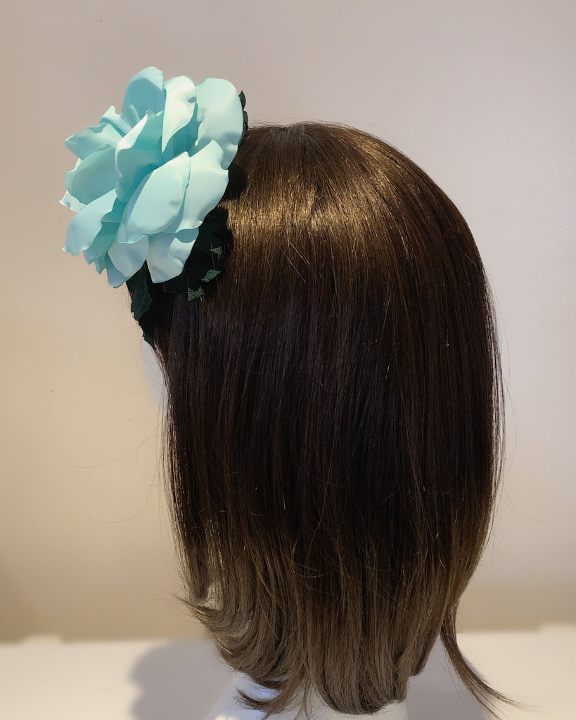 Beautiful Mega Sized Satin Rose Headband Hair Band 3 Color