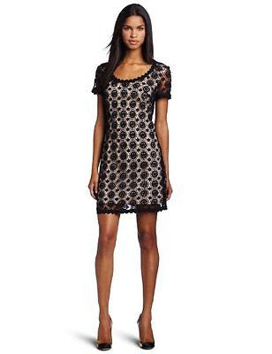 FRENCH CONNECTION USA Hope Lace Dress - PitaPats.com