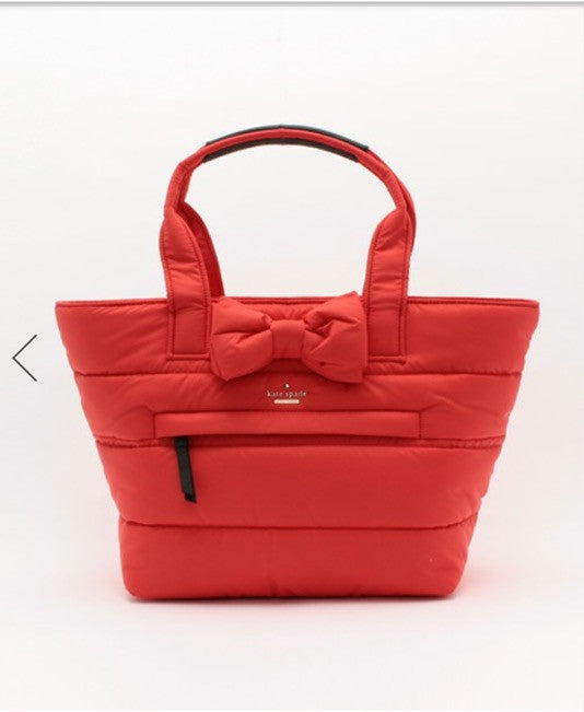 kate spade new york Colby Court Kiley Shopper - RED - PitaPats.com