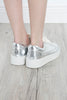 Free People Letterman Sneaker