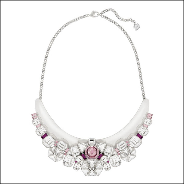 SWAROVSKI Crystal Diana Statement Necklace