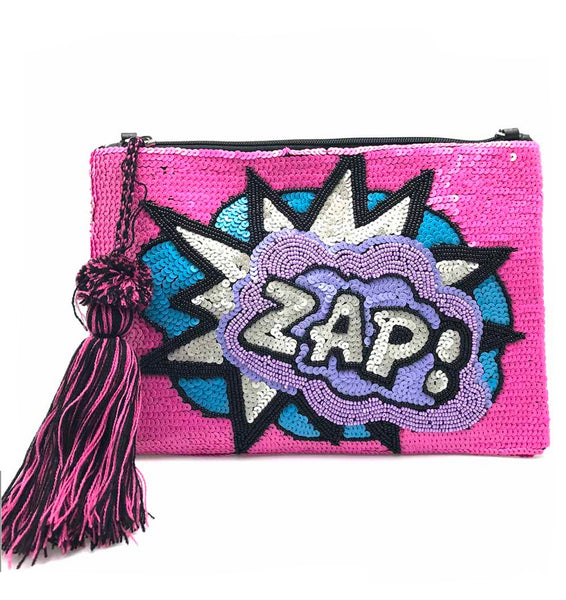 Circus by Sam Edelman Zap Clutch - PitaPats.com