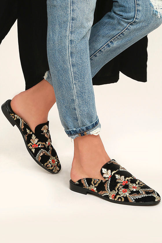FREE PEOPLE Made In Spain Casual Loafers - PitaPats.com