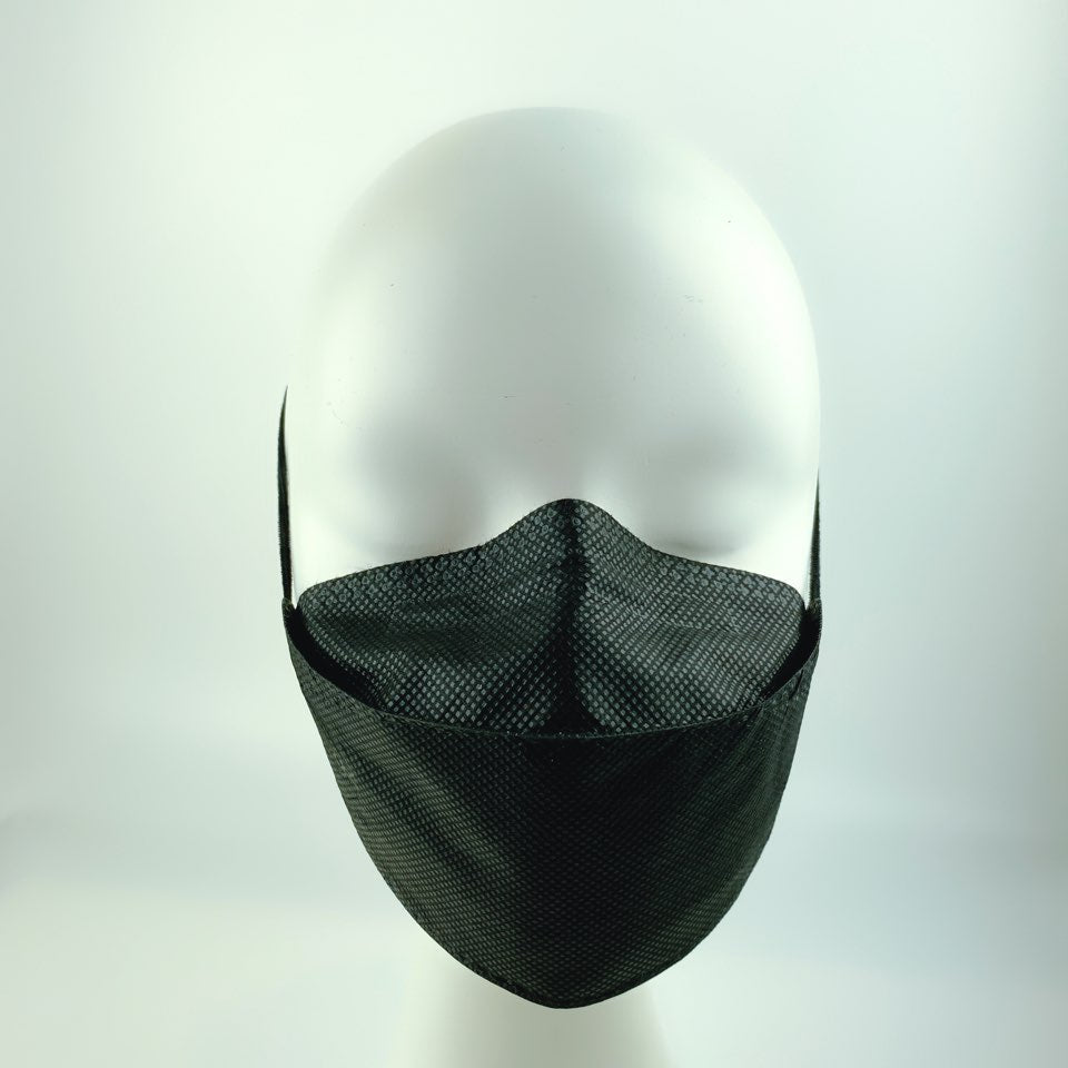 ALL KEEPER PROTECTION CLEANJOY MICRODUST KF94 MASK MADE IN KOREA 5PKS - BLACK