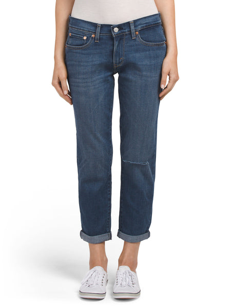 LEVIS New Boyfriend Twilight Park Jeans