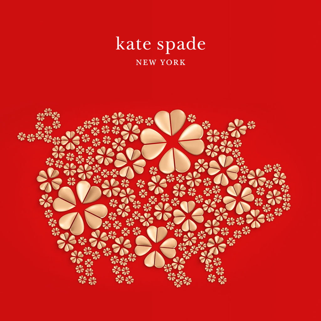 kate spade year of the pig little len
