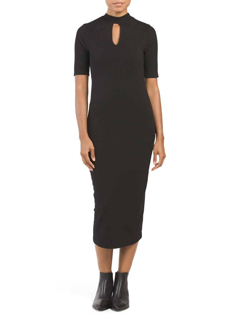 MONTEAU Juniors Choker Midi Dress - PitaPats.com