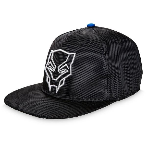 Marble Black Panther Hat for Kids by Disney