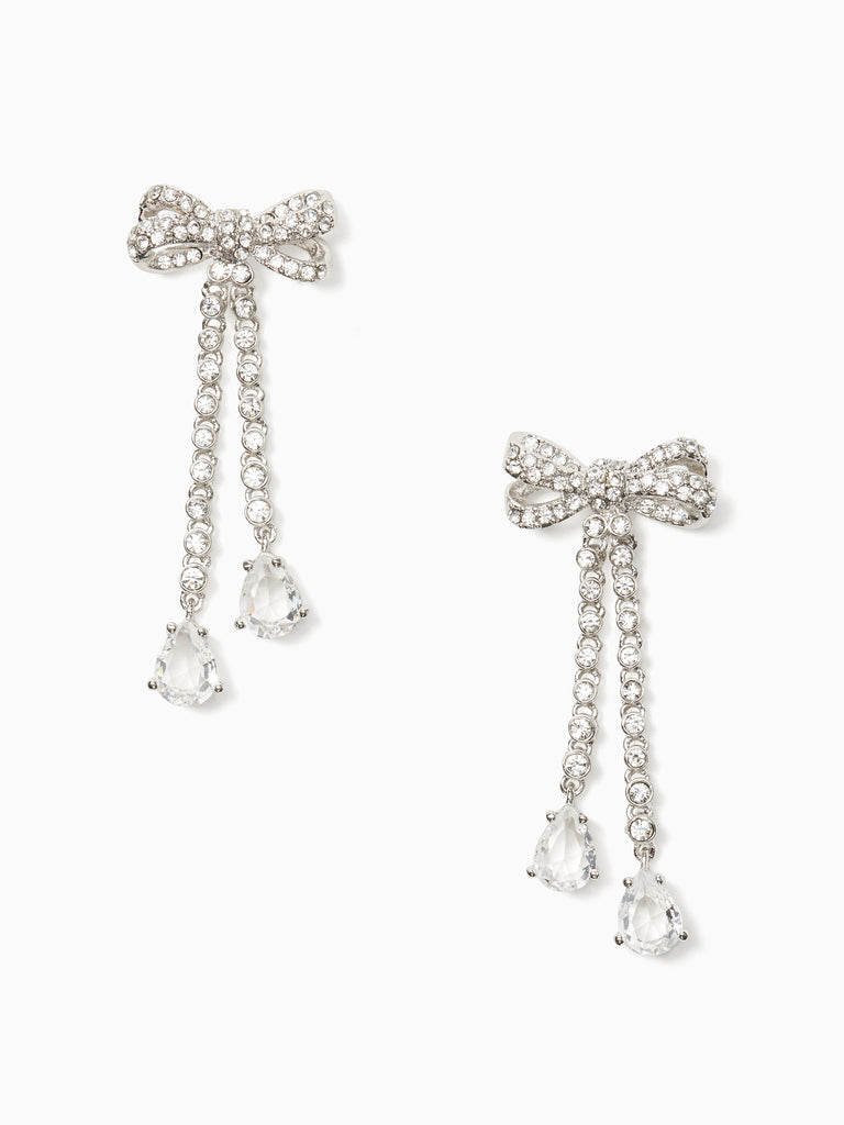 Kate Spade pearly glow earrings - PitaPats.com