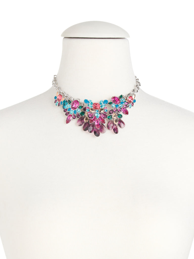 SWAROVSKI Crystal Cardinal Statement Necklace