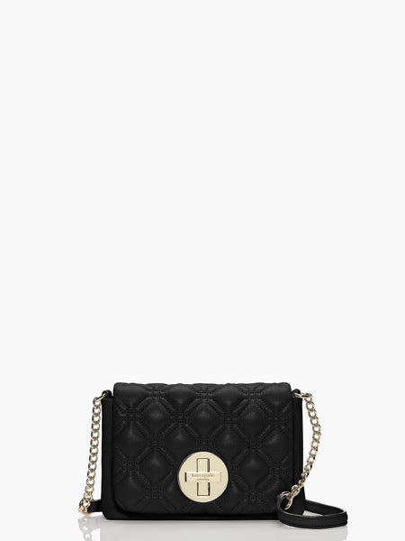 Kate Spade astor court naomi Quilted Leather Crossbody Bag - PitaPats.com