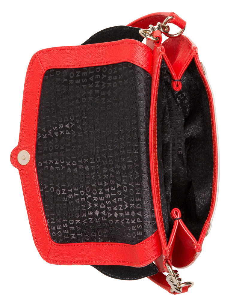 kate spade blaze a trail fox crossbody - PitaPats.com