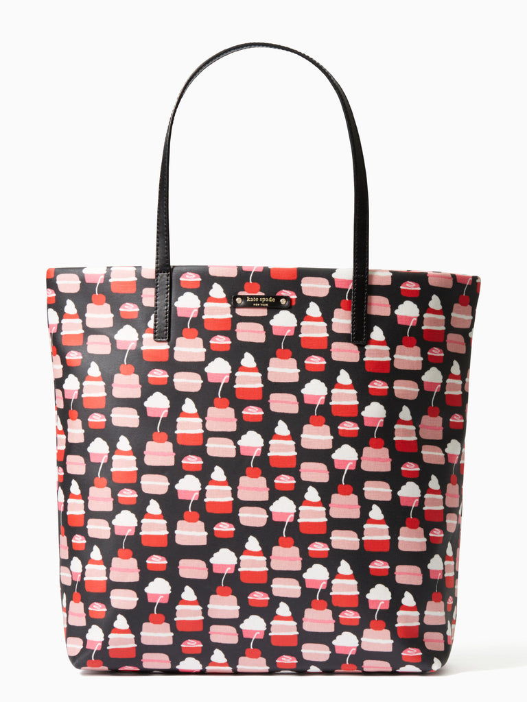 kate spade take the cake bon shopper - PitaPats.com