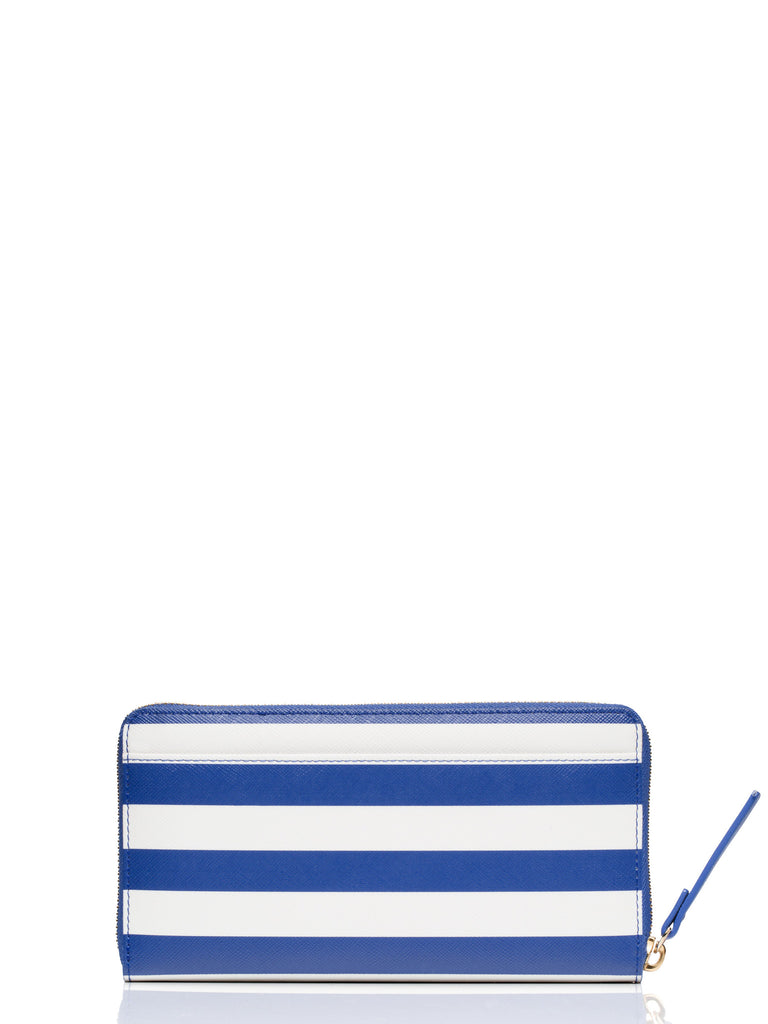 Kate Spade make a splash neda Sunglasses Zip Wallet - PitaPats.com