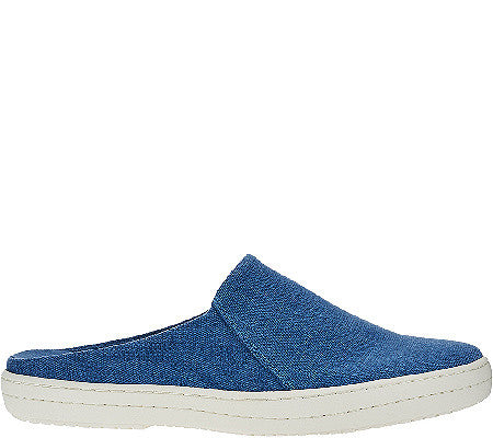 ADAM TUCKER Canvas Denim Slip On Shoe - PitaPats.com