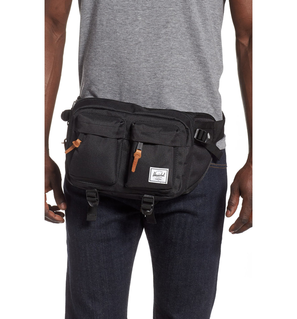 Herschel Supply Co. Eighteen Sling Belt Waist Bag - Fanny pack